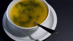 Как сварить суп из сельдерея