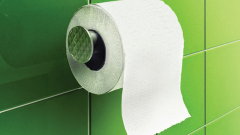 Is it possible to throw toilet paper in the toilet