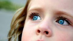 Какой характер у человека с голубыми глазами
