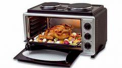Мини-печь – помощник в приготовлении здоровой и вкусной пищи