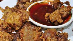 Как приготовить соус для курицы