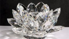 What is crystal and how does it differ from glass