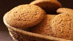 Овсяное печенье: калорийность или польза