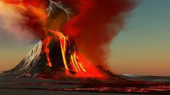 Что такое вулкан и почему он извергается