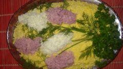 Как приготовить салат «Министерский»