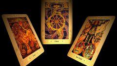 Гадание Таро: колесо судьбы