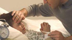 Какую температуру нужно сбивать ребенку