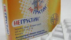 Препарат «Негрустин»: инструкция, показания, эффект
