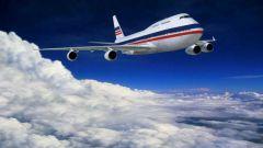 Как происходит электронная регистрация на самолет