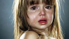 Почему нос краснеет и распухает, когда человек плачет