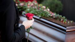 Как организовать похороны близкого человека