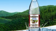 Минеральная вода «Боржоми»: польза и вред для человека