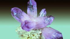 Как выглядит драгоценный камень аметист