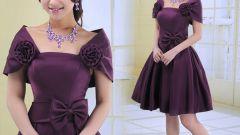 Для каких случаев подойдет платье с бантом на талии
