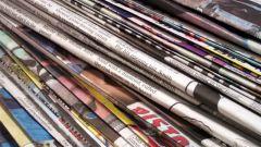 Где и когда появились первые печатные газеты