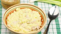 Пшенная каша с мясом: рецепт приготовления
