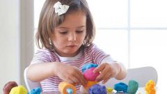 Пластилин для самых маленьких - первые шаги в лепке