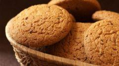 Как приготовить овсяное печенье с медом