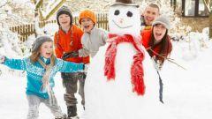 Активный зимний день рождения: идеи проведения