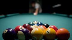 Бильярд:  спорт или развлечение