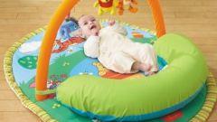 Детские коврики для ползания – это интересно, полезно и безопасно