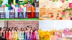 «Радужная свадьба» - все цвета радуги для вашего праздника