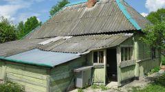 Как починить треснувший на крыше шифер, не меняя листы