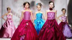 Бальные платья для детей – незабываемые воспоминания из детства