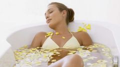 Ванны для похудения - рецепты