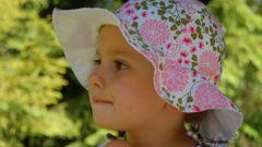 Детская панамка: вещь, необходимая каждому ребенку
