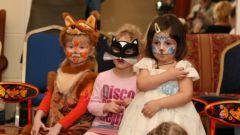 Бодиарт для детей – выбор креативных родителей