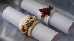 Что такое кольцо для салфеток и как его используют