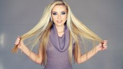 Что такое блондирование волос