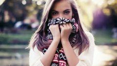 Как можно завязывать шарфы