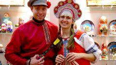 Какой он, мужской русский народный костюм