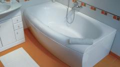 Установка акриловой ванны своими руками: польза для всей семьи