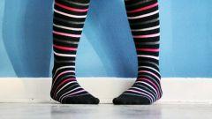 Как правильно определить размеры носков