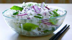 Рецепты салатов  из редьки с яйцом