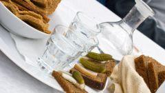 What distinguishes vodka from vodka