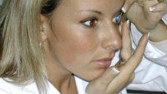 Сколько часов в день можно носить контактные линзы