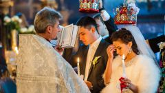 A Church wedding: omens, superstitions