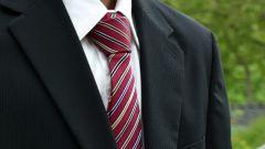 Как правильно и быстро завязывать галстук?