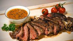 Как приготовить классический стейк из говядины