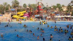 Приключения Синдбада или что такое аквапарк в Дубае