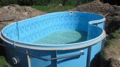 Как собрать фильтр для бассейна своими руками