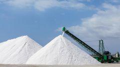 Хлористый натрий: сферы применения