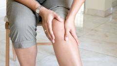 Possible causes of pain in the leg from the hip to the knee