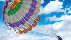 Прыжок с парашютом: как решиться