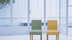 Как накидка на стул может преобразить ваш дом