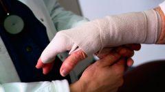 Перелом лучевой кости. Диагностика и лечение
